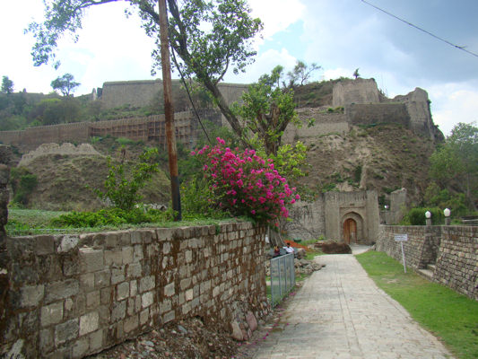 The Kangra fort in Perspective